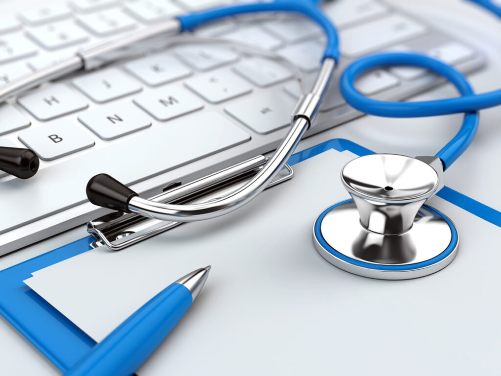 Ransomware security awareness at hospitals and healthcare