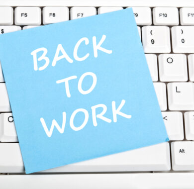 Watch Out for 'Back to Work' Memos